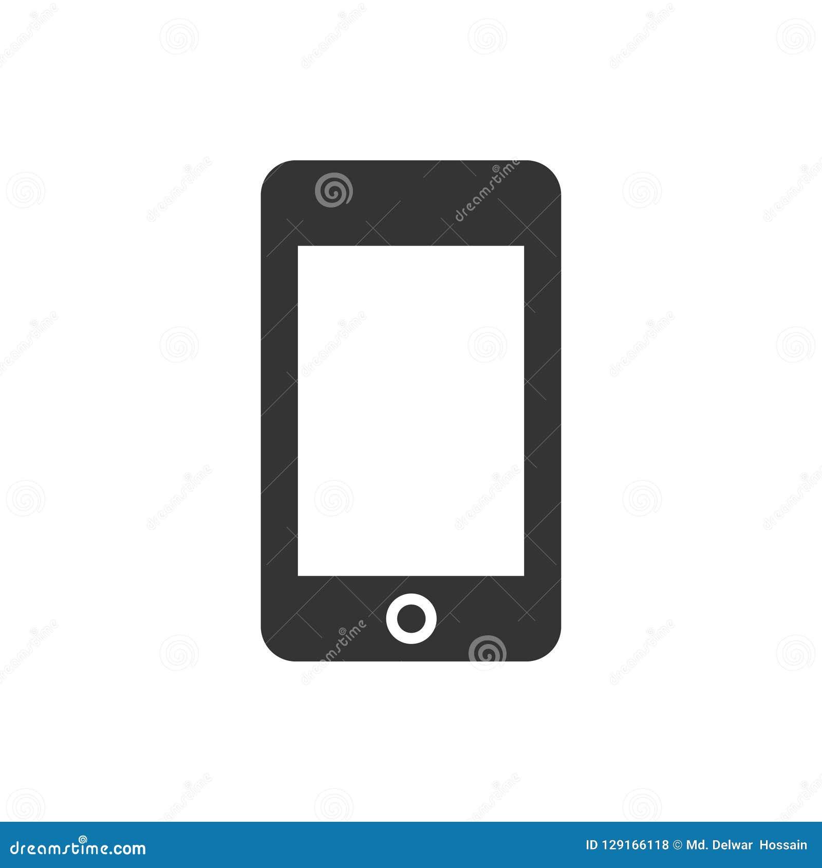 Ícone do telefone celular