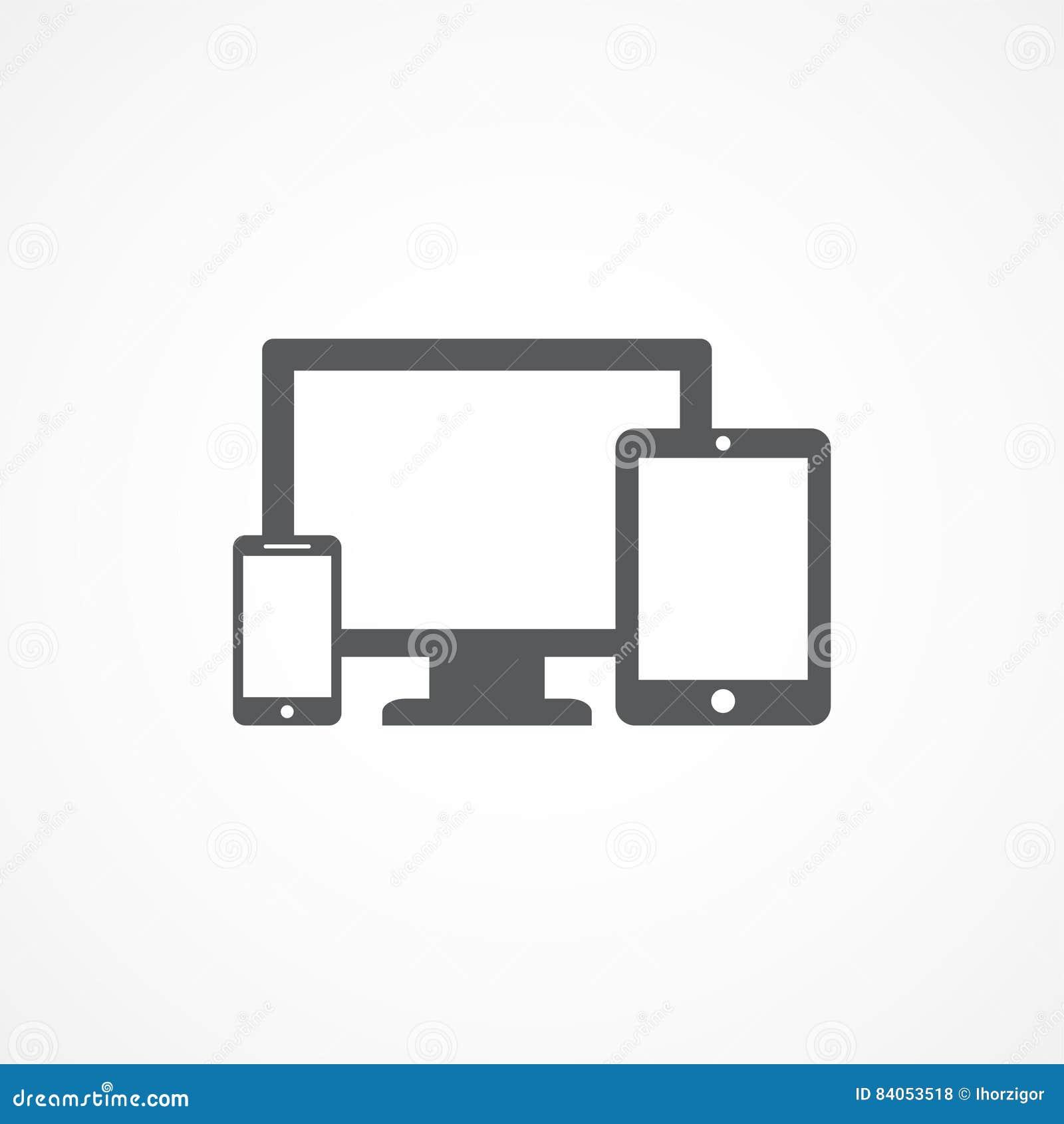 Ícone dos dispositivos
