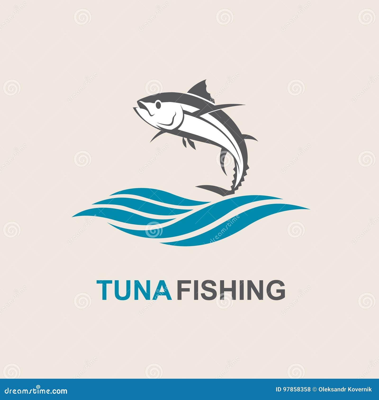 Ícone dos peixes de atum