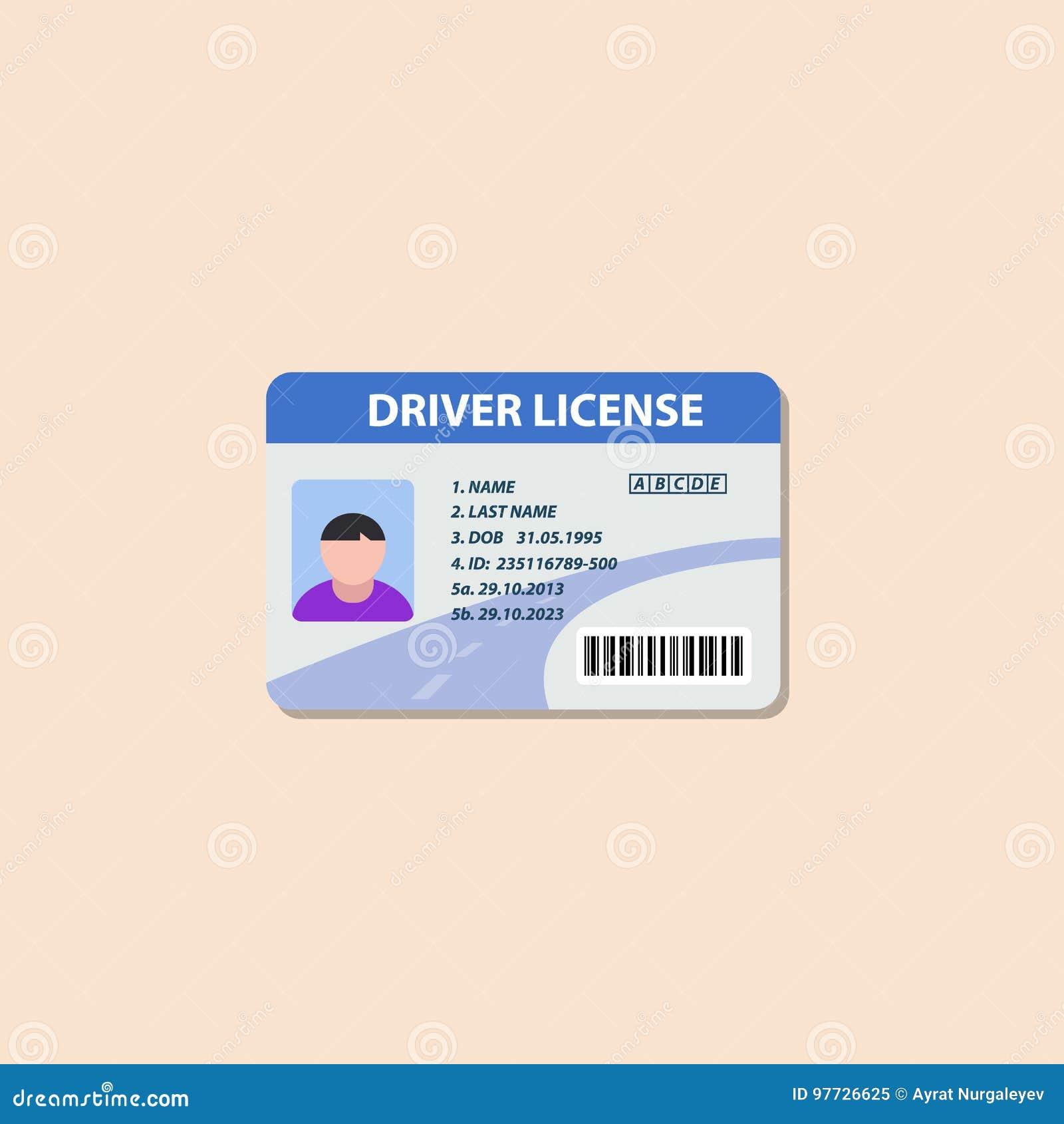 3f52f33f3 Ícone liso da carteira de motorista Este é um ícone do vetor para Web site  e aplicações eletrônicas Este ícone tem um tamanho de 48 por 48 pixéis  Também