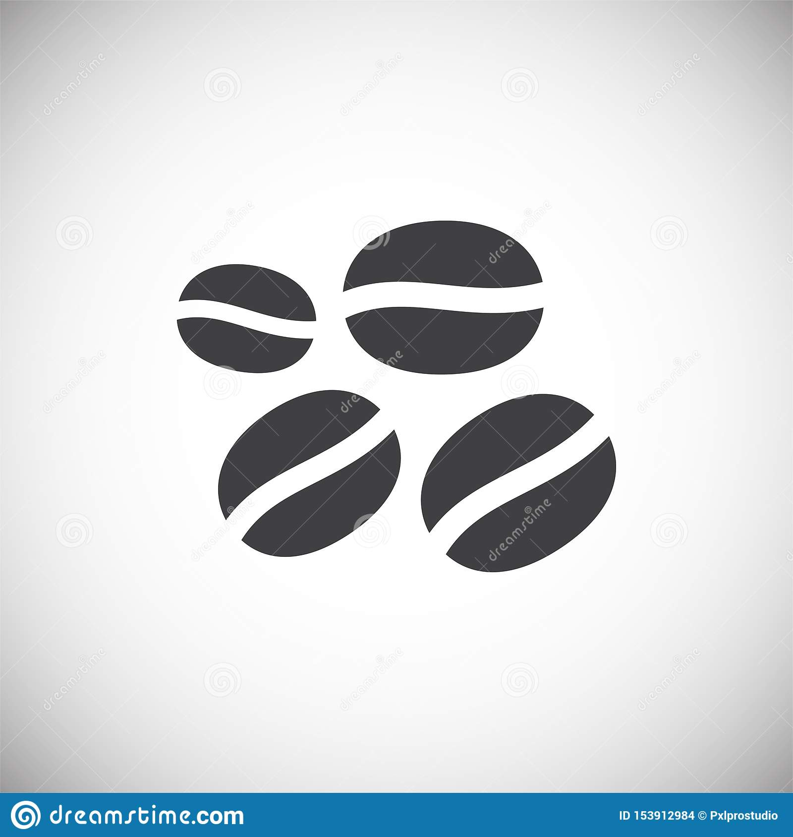 Ícone relacionado da porca no fundo para o gráfico e o design web Ilustra??o simples S?mbolo do conceito do Internet para o Web s