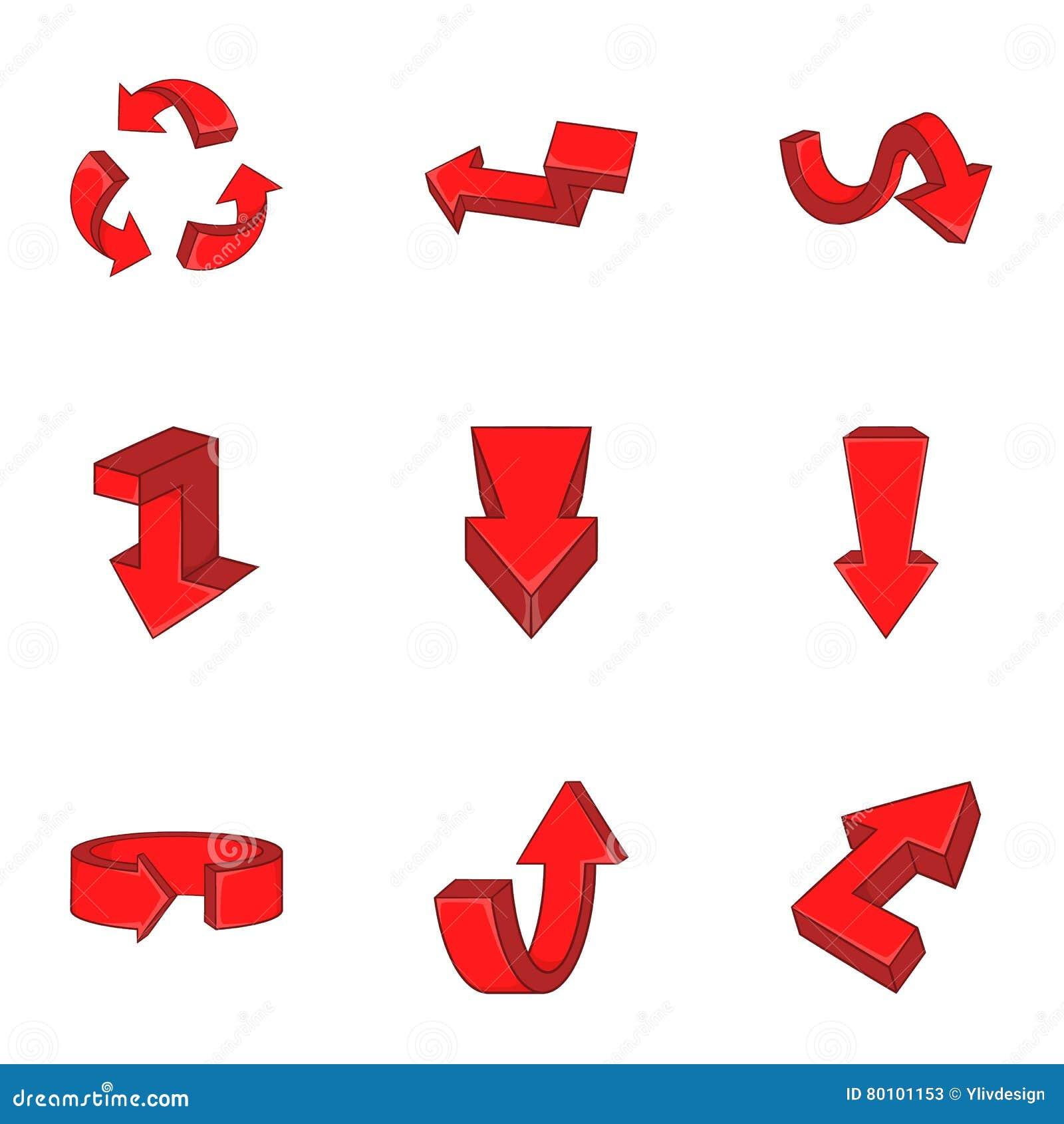 Ícones ajustados, estilo do cursor dos desenhos animados