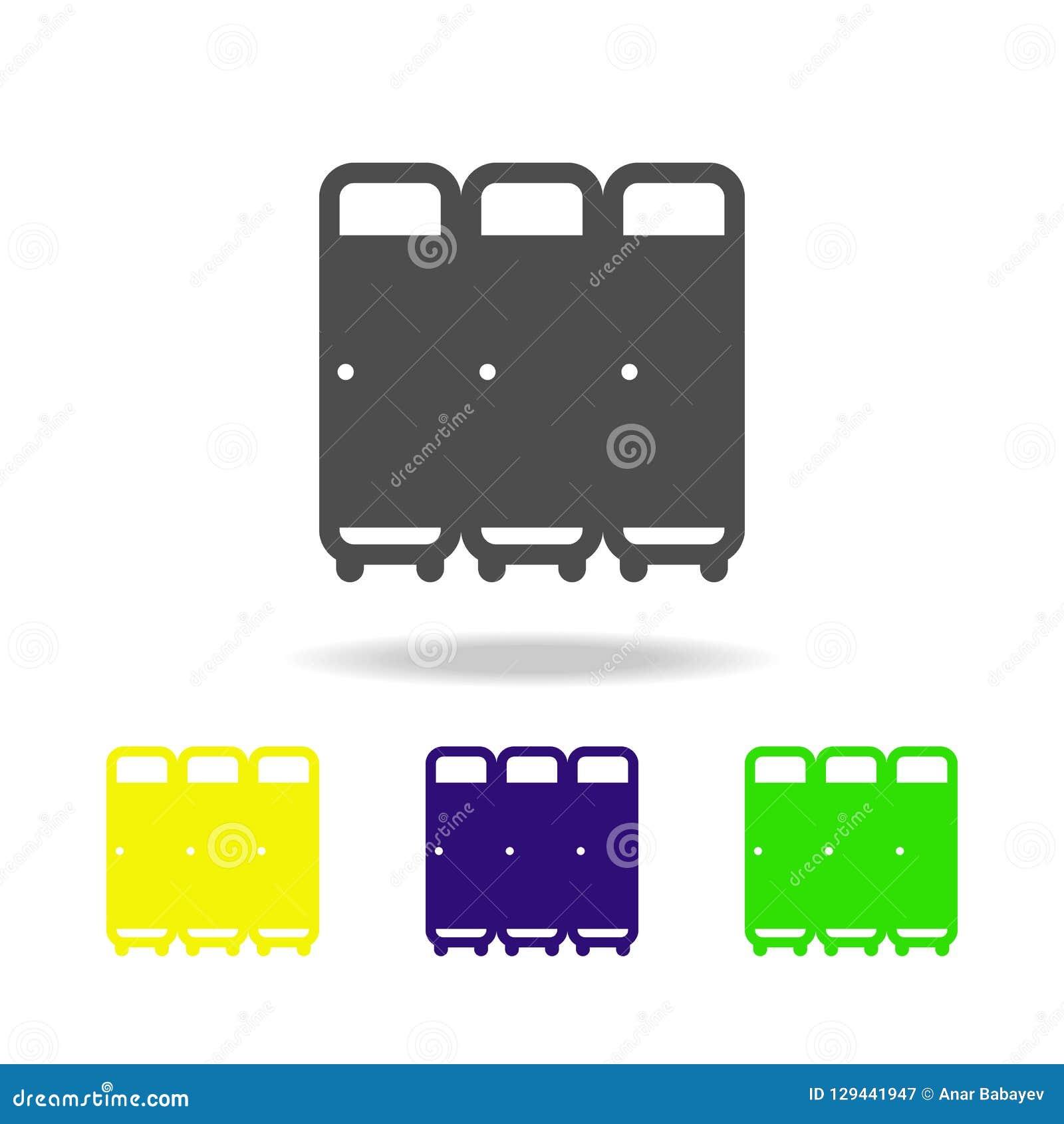 a043b204b ícones da cor do vestuário Elemento de ícones populares da cor do futebol  americano Sinais