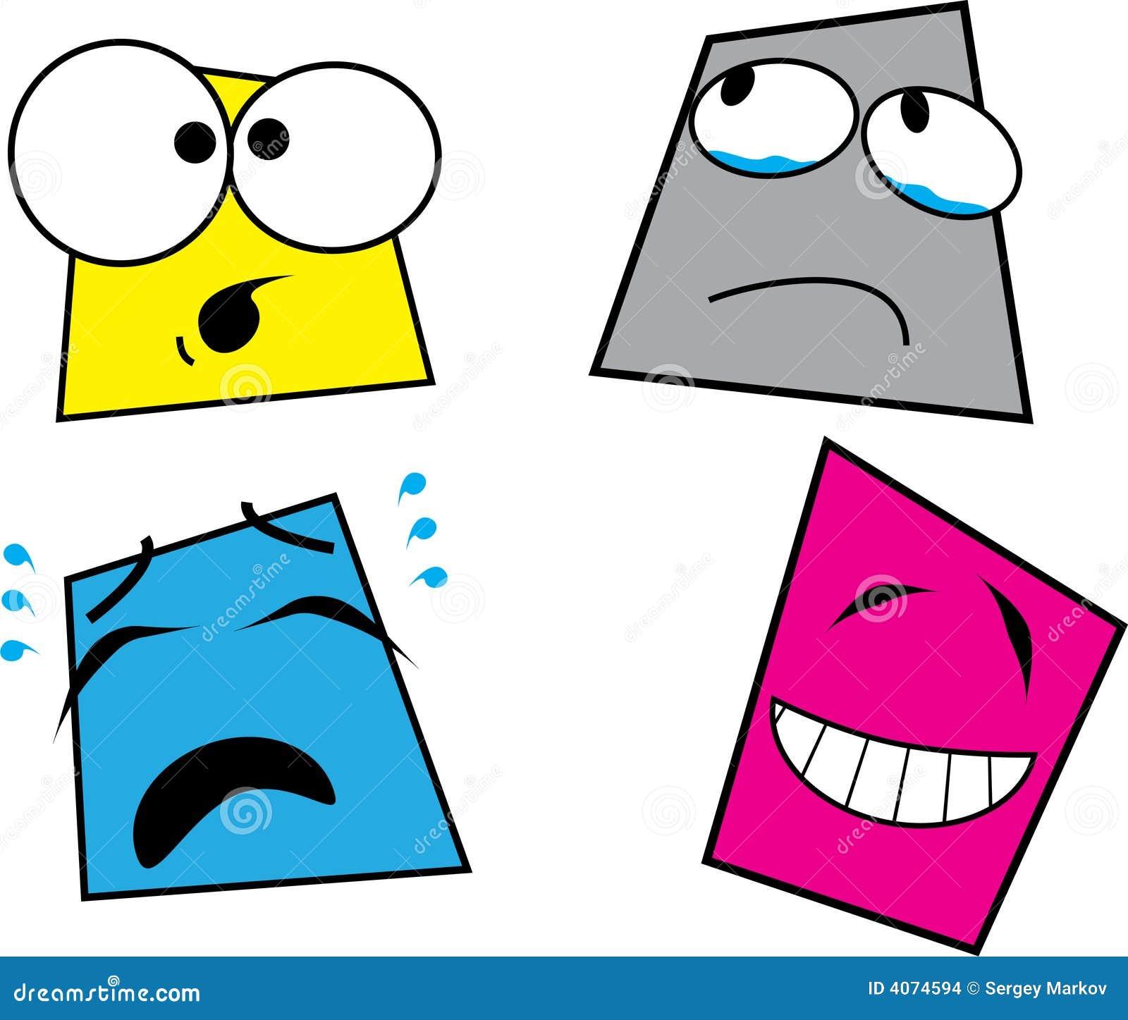 Ícones de sorriso ajustados - 1