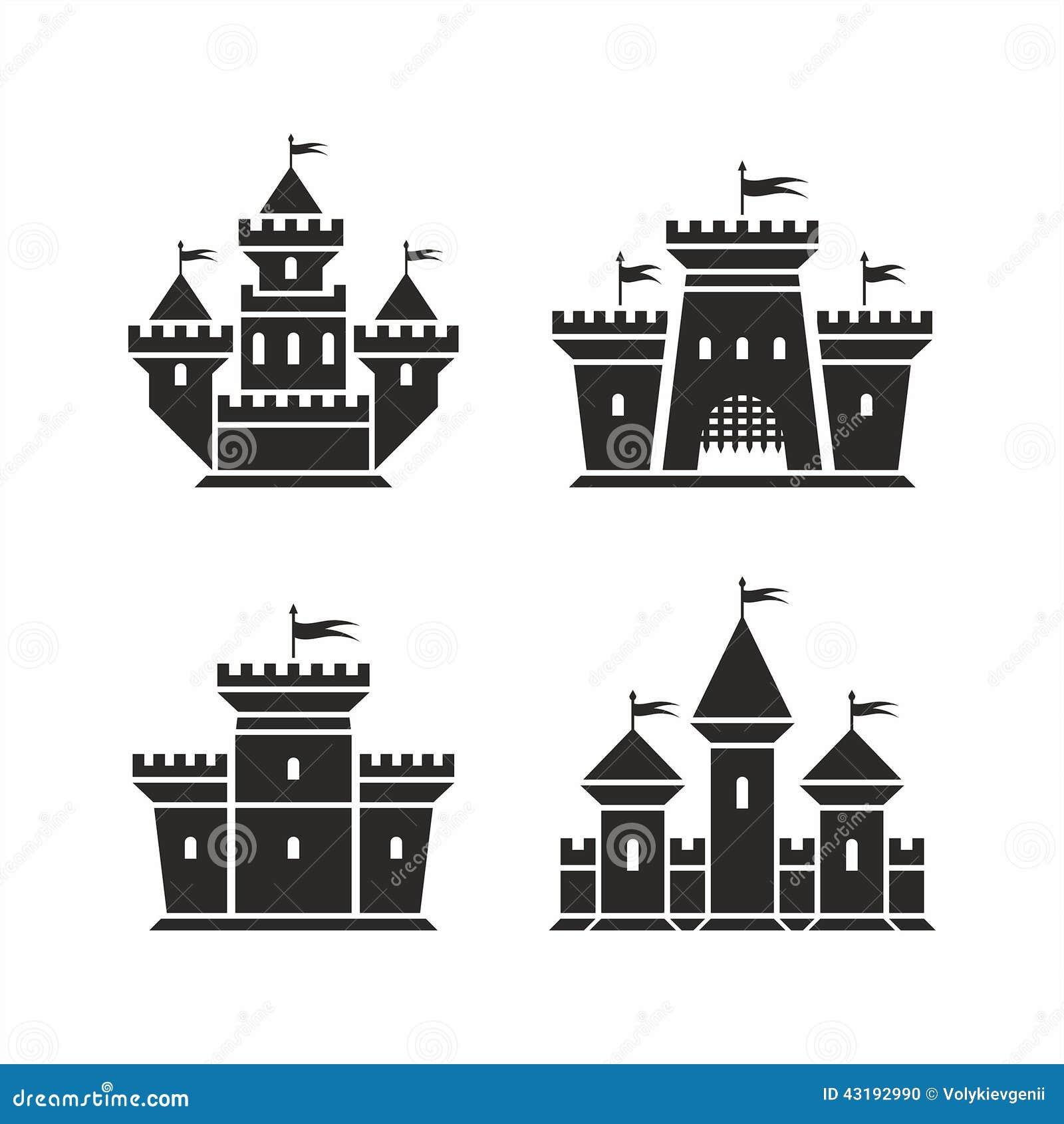 Ícones do castelo