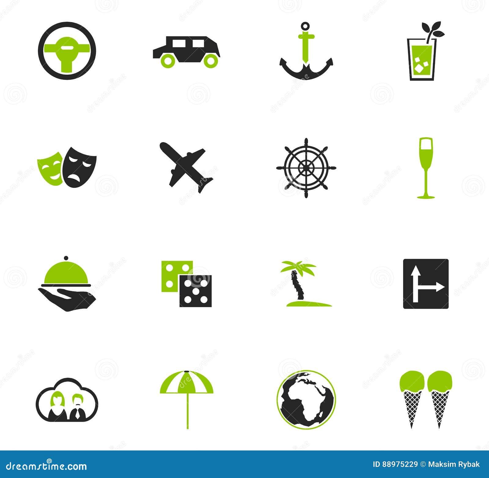 Ícones do curso ajustados