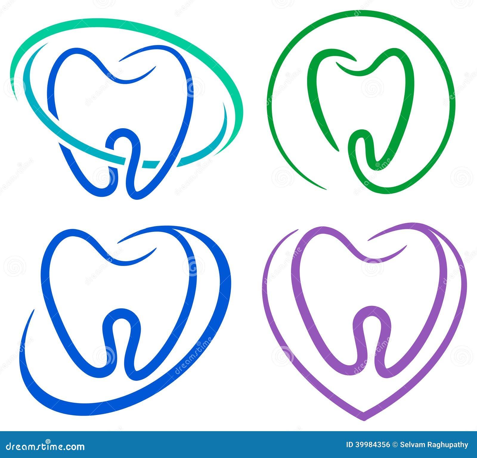 Ícones do dente