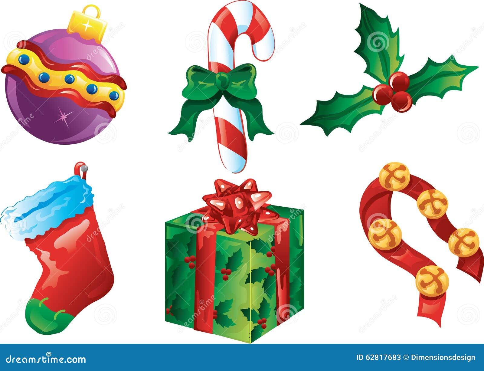 Ícones do Natal