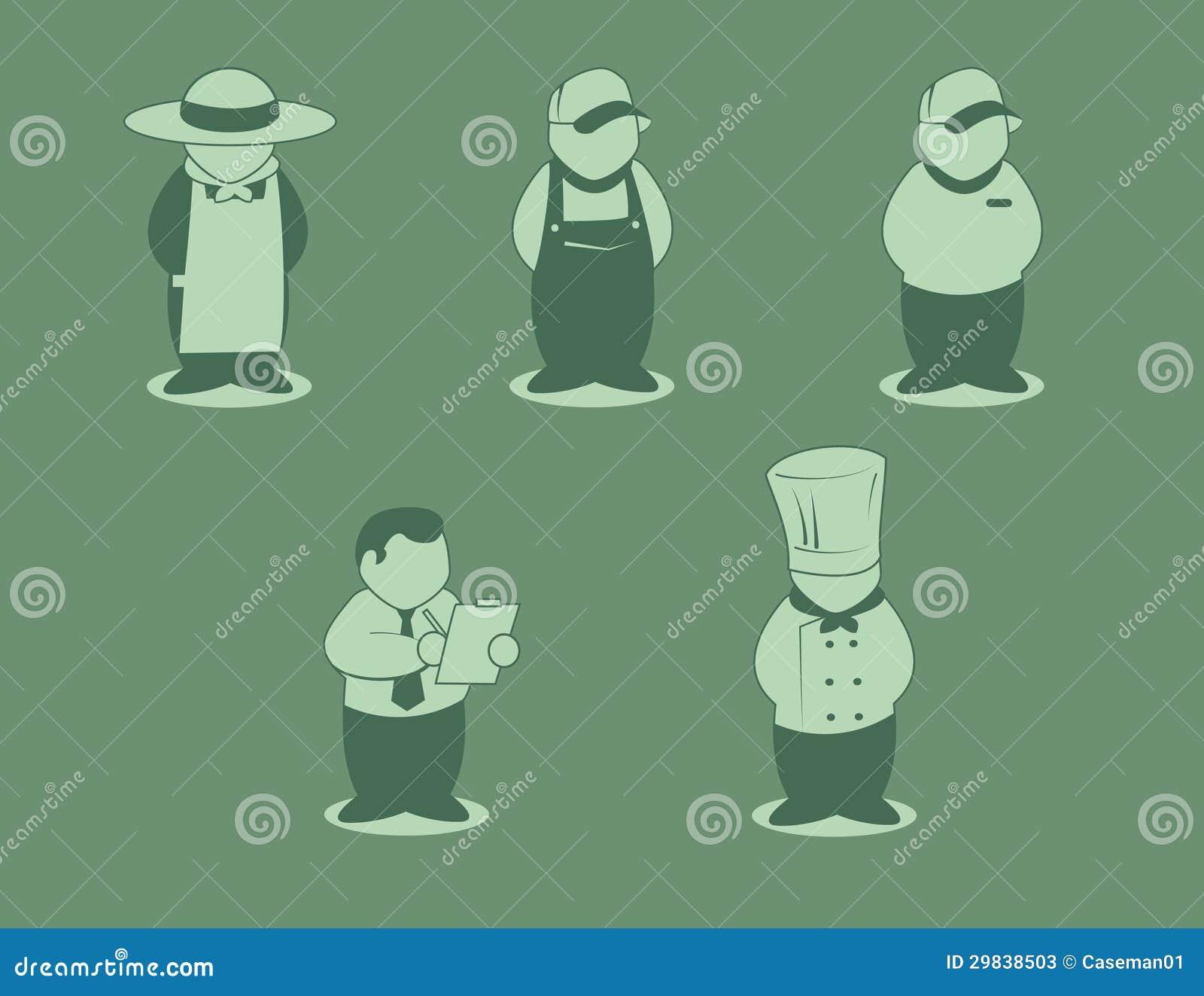 Trabalhadores da cadeia alimentar