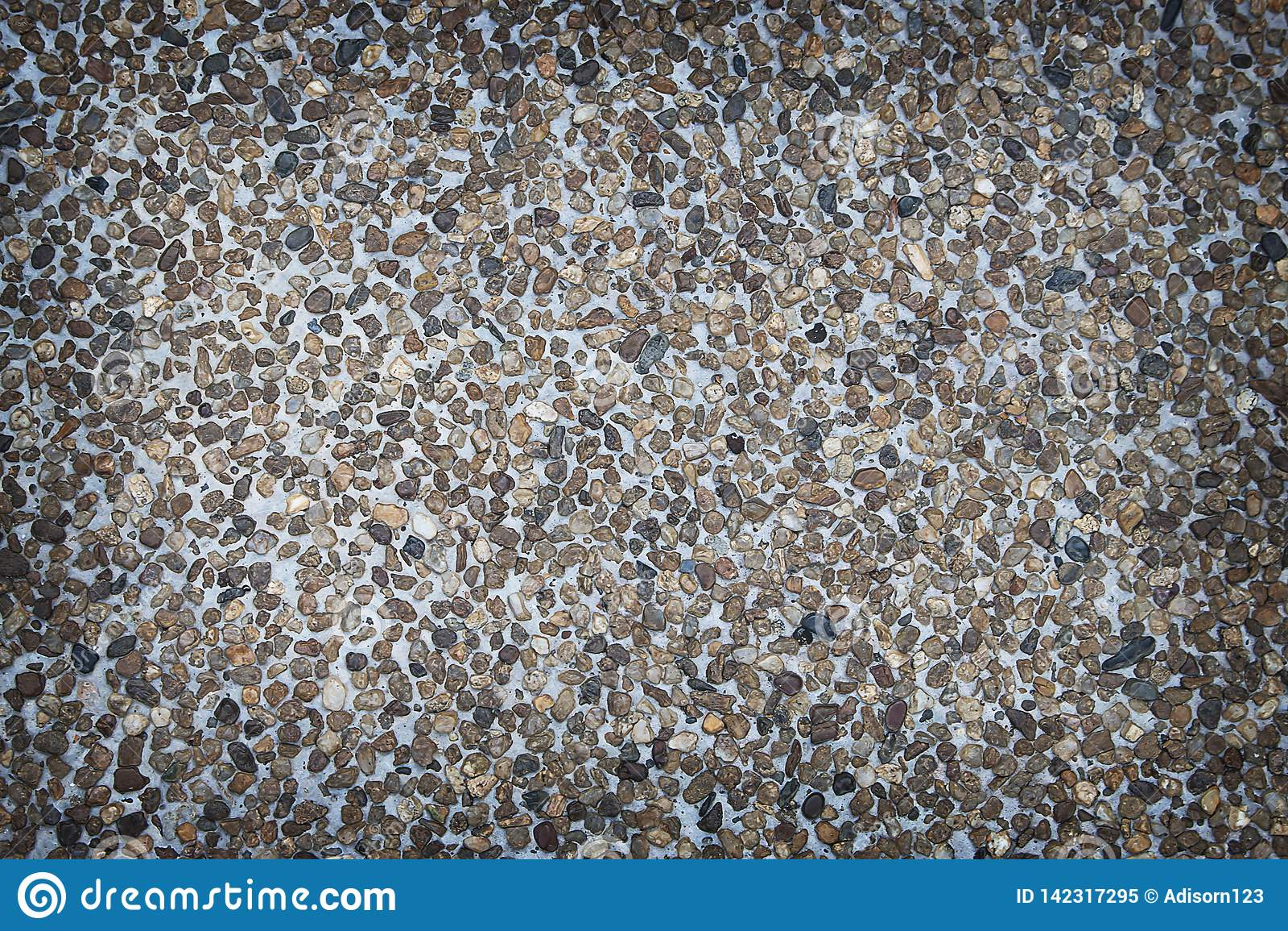Αμμοχάλικο πλυσίματος, πέτρα πλυσίματος