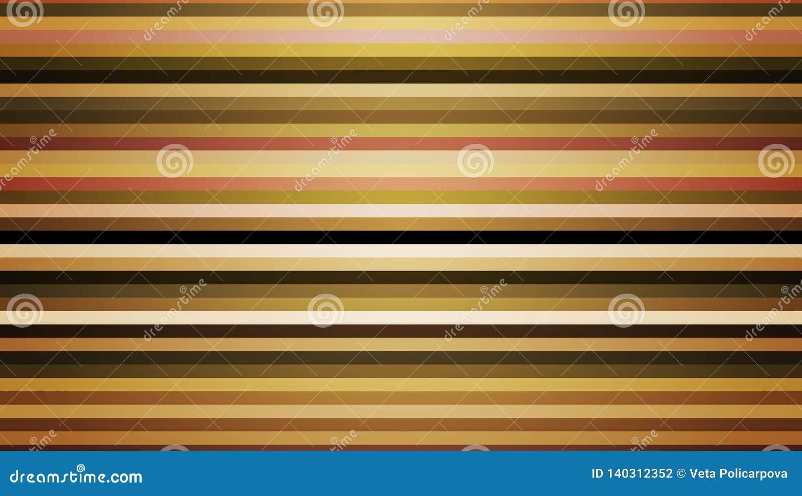 Ανασκόπηση με τις γραμμές χρώματος