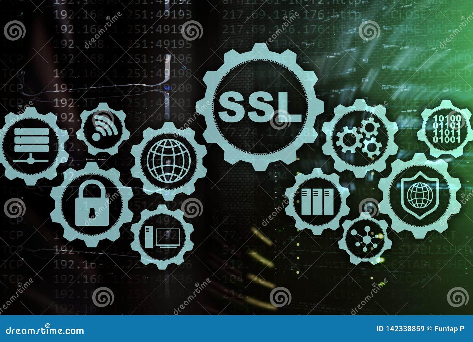 Ασφαλής έννοια στρώματος υποδοχών SSL Τα κρυπτογραφικά πρωτόκολλα παρέχουν τις εξασφαλισμένες επικοινωνίες Υπόβαθρο δωματίων κεντ