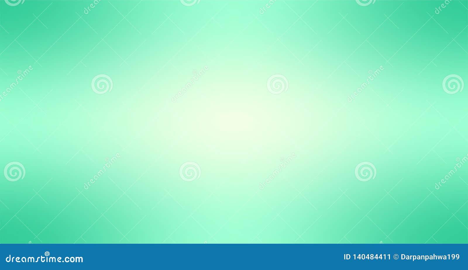 Αφηρημένο υπόβαθρο κλίσης στην πράσινη σκιά θάλασσας
