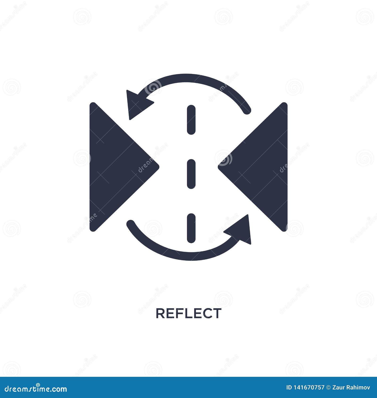 απεικονίστε το εικονίδιο στο άσπρο υπόβαθρο Απλή απεικόνιση στοιχείων από τη δημιουργική έννοια pocess