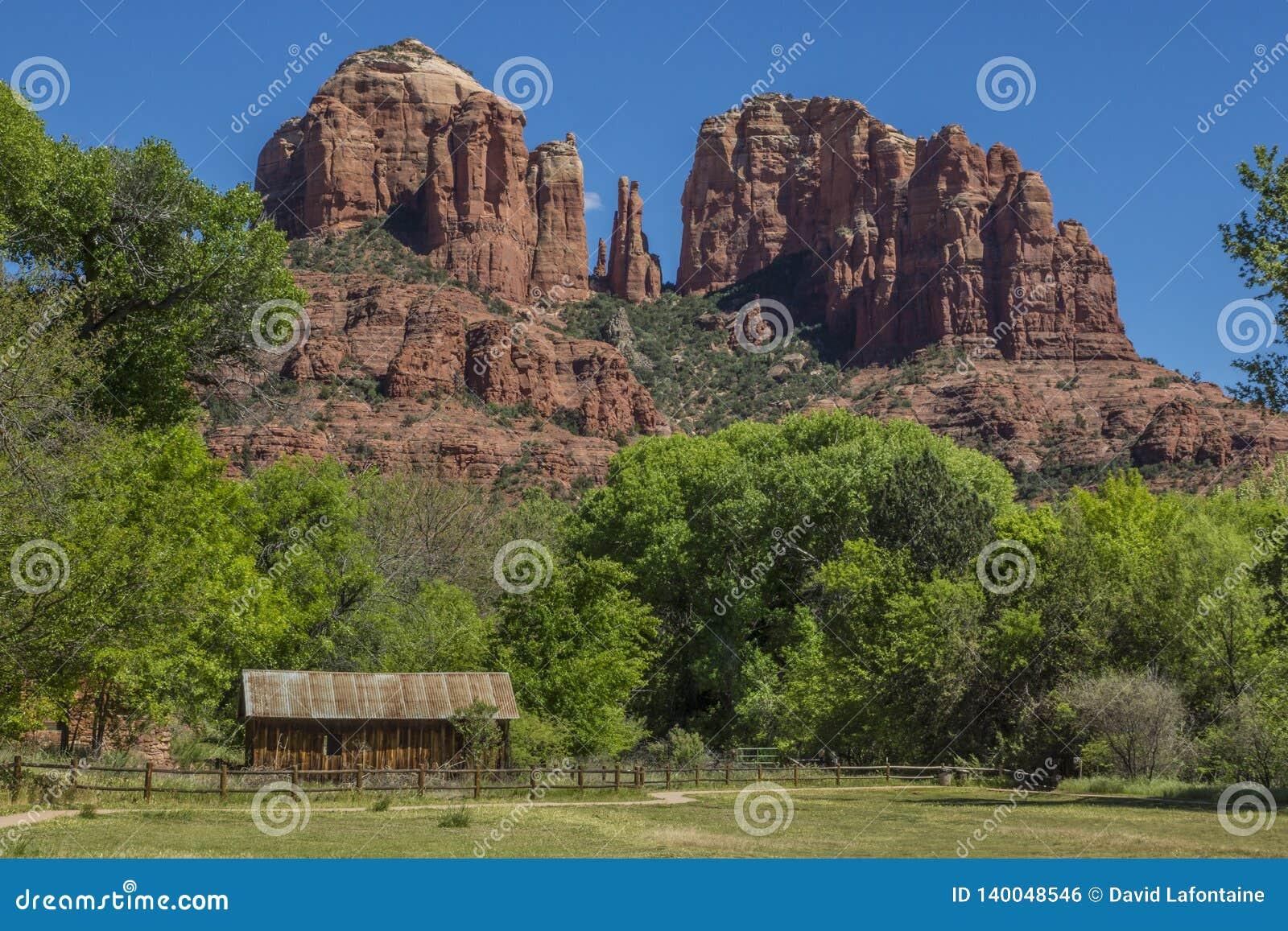 Βράχοι καθεδρικών ναών Sedona