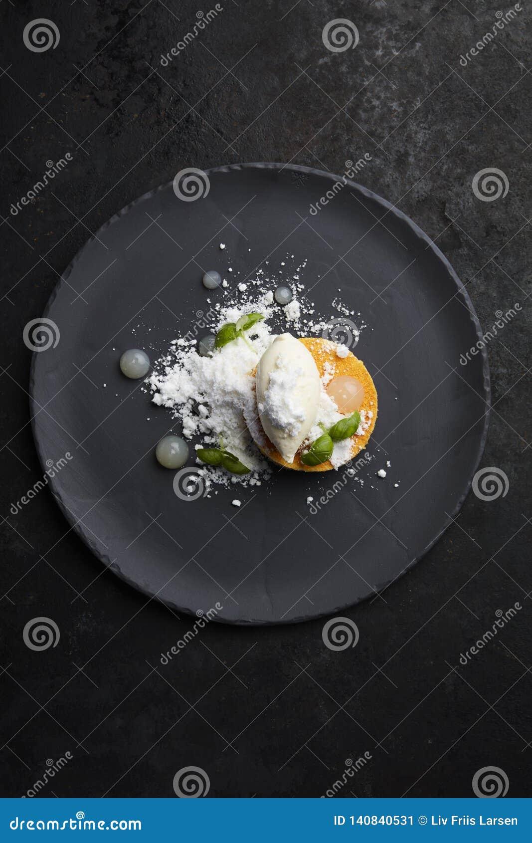 Επιδόρπιο μάγκο και καρύδων