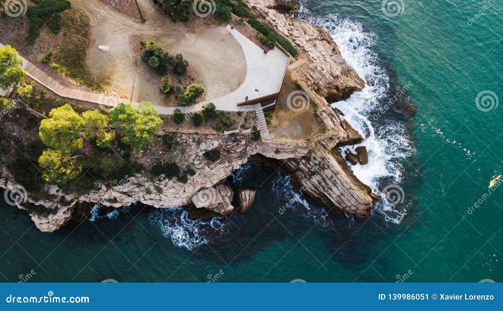 ΚΑΠ de Salou, Κόστα Ντοράδα παραλία - προορισμός ταξιδιού στην Ισπανία