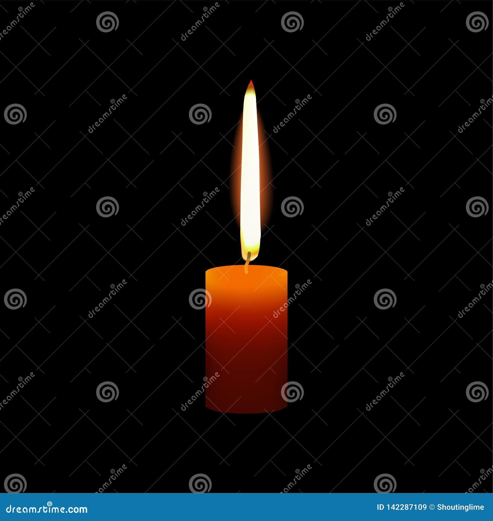Κερί με την υψηλή ρεαλιστική τέχνη επίδρασης διαφάνειας