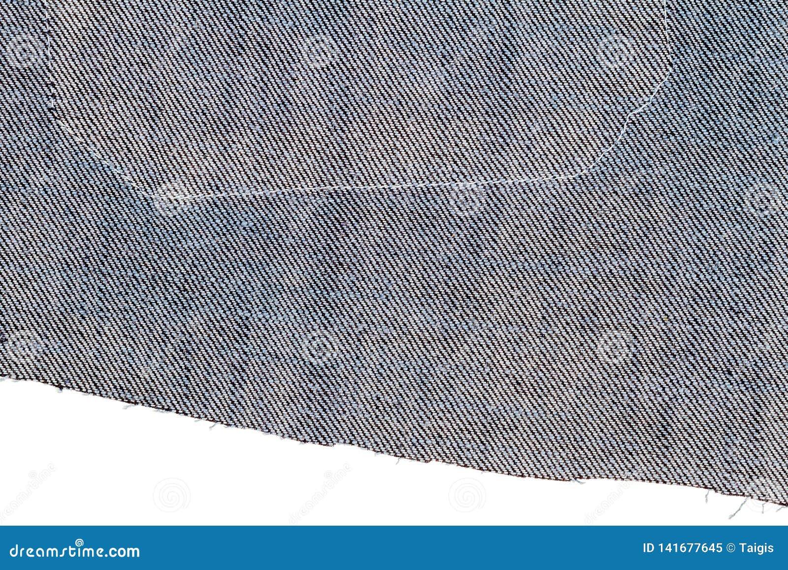 Κομμάτι του υφάσματος τζιν παντελόνι
