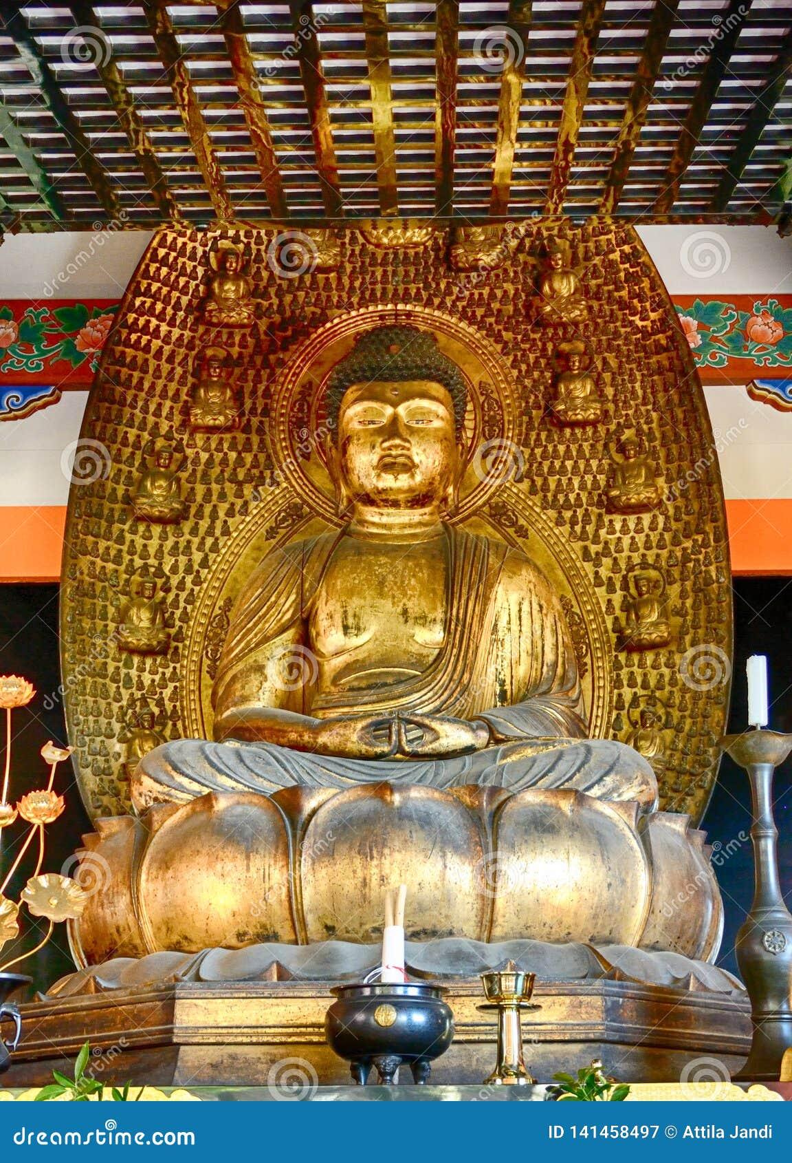 Ο Βούδας, Κιότο, Ιαπωνία