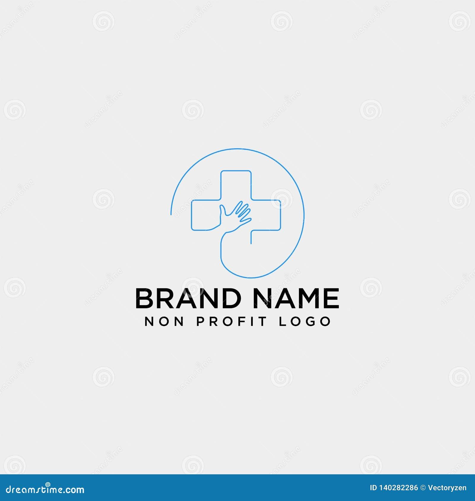 διαγώνια απεικόνιση προτύπων λογότυπων υγειονομικής περίθαλψης χεριών ιατρική