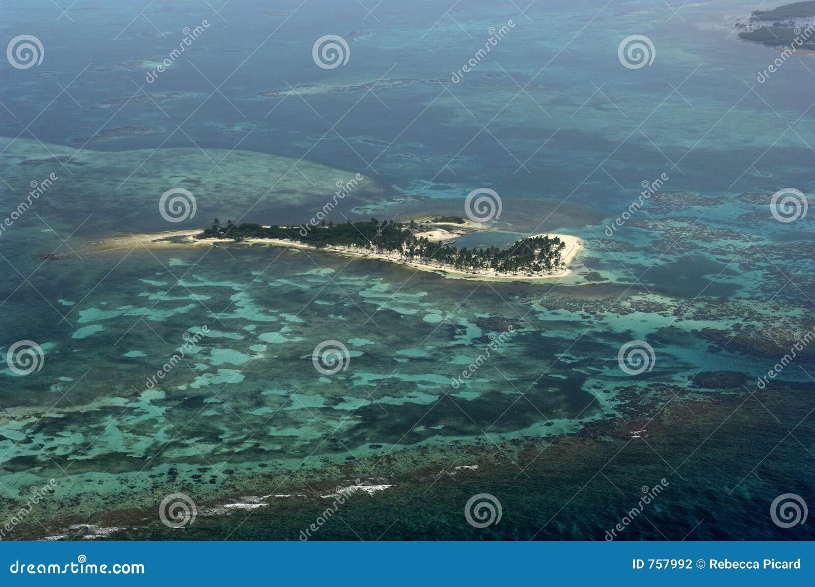 Île (antenne tirée)