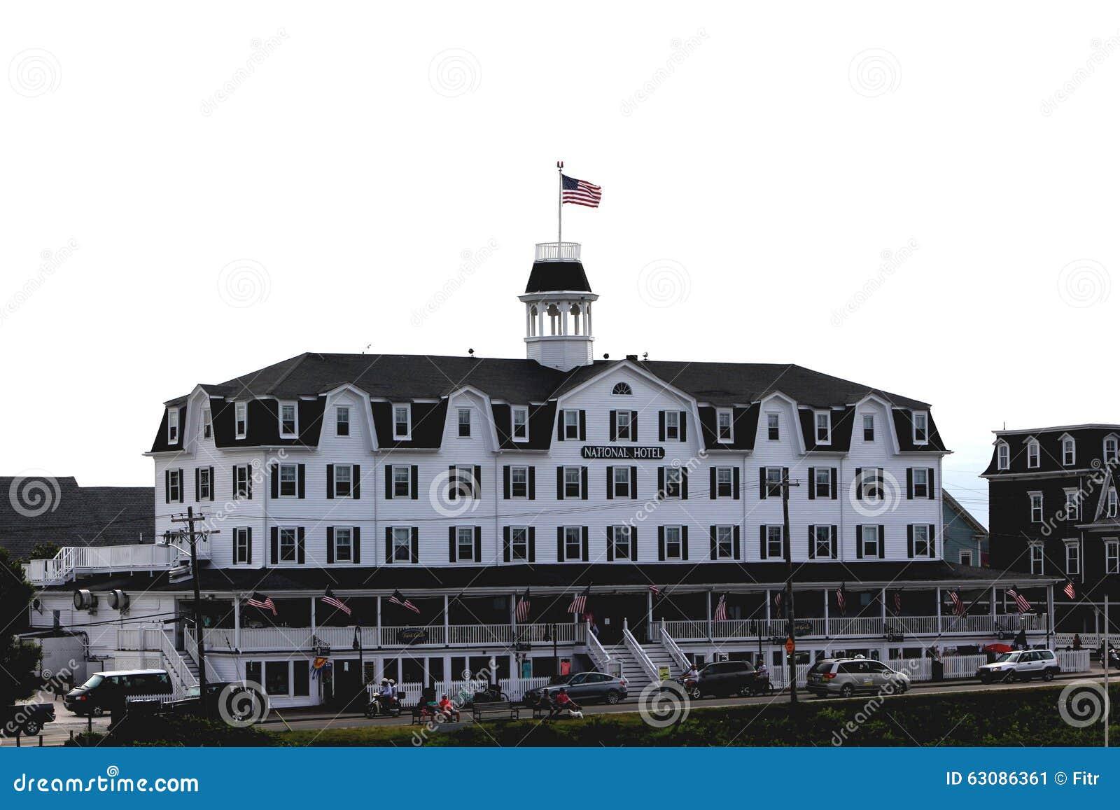 Download Île De Block Nationale D'hôtel Île De Rhode Photo éditorial - Image du tourisme, landmark: 63086361