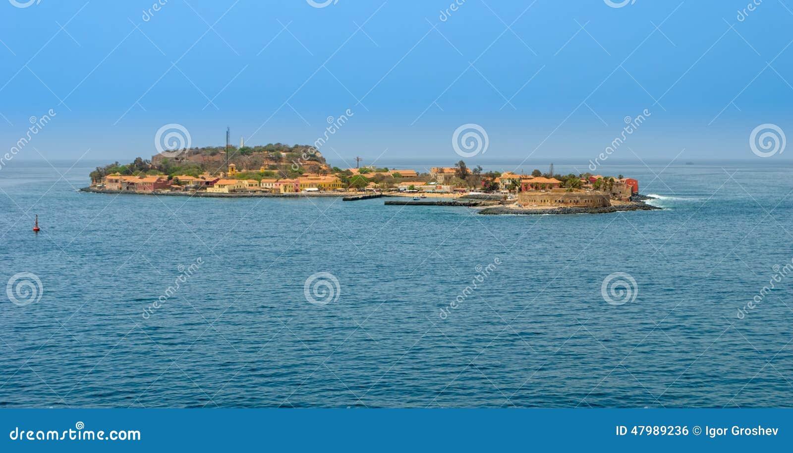 Île de Goree, Sénégal