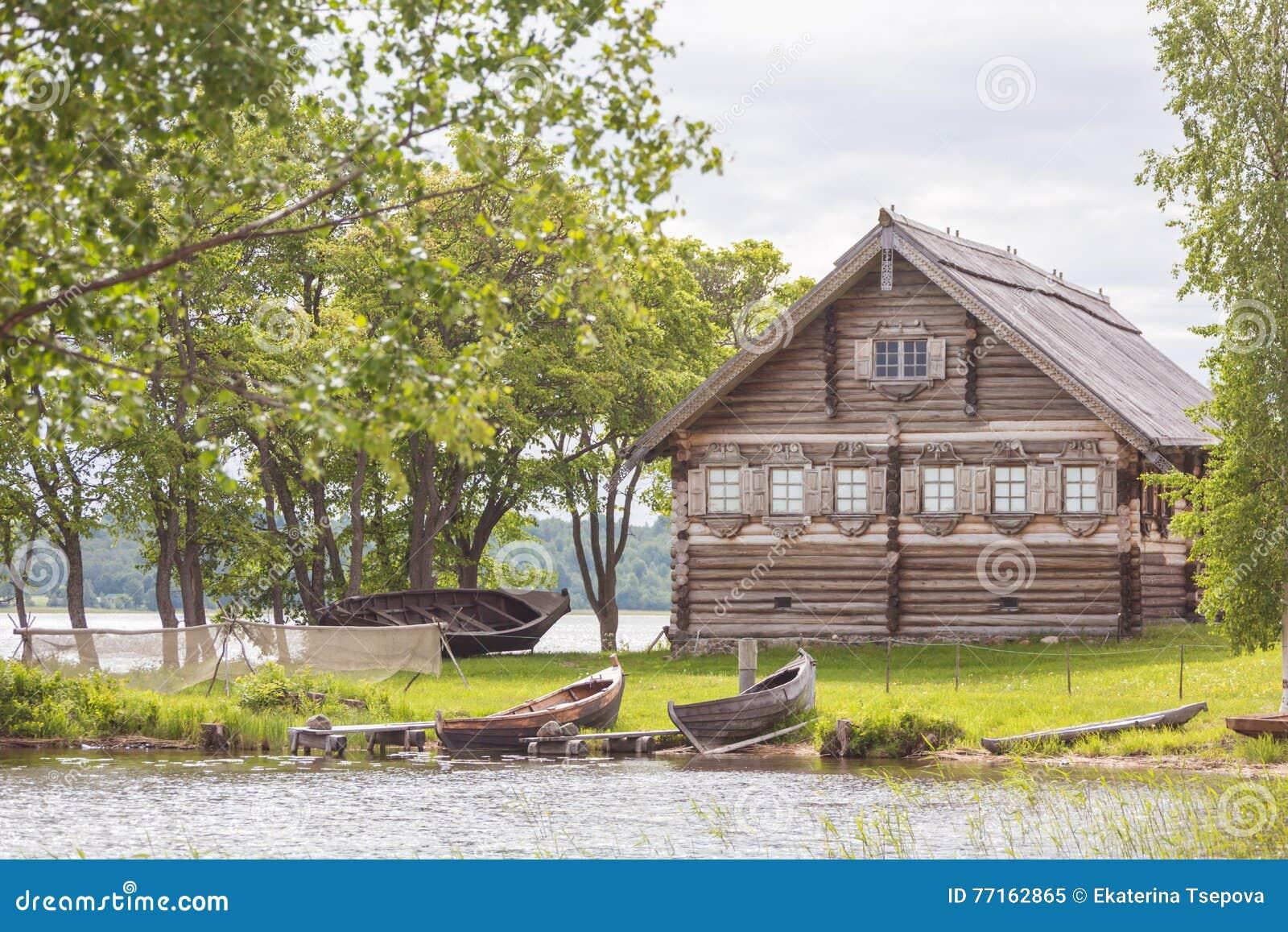 Île de Kizhi, Carélie, Russie