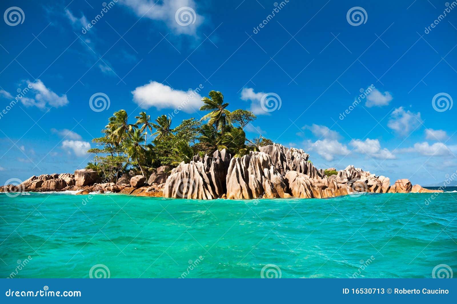 Île de rue Pierre, Seychelles