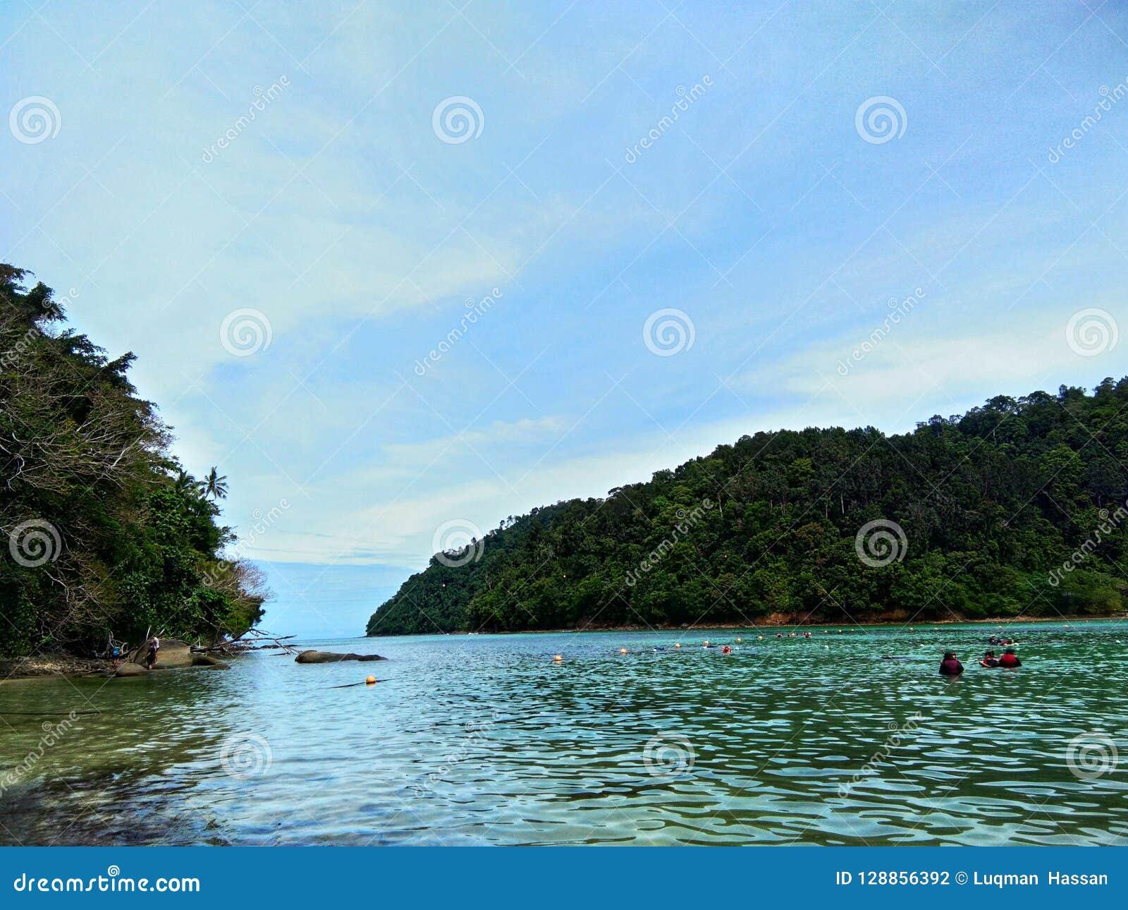 Île de Sapi, Sabah Malaysia