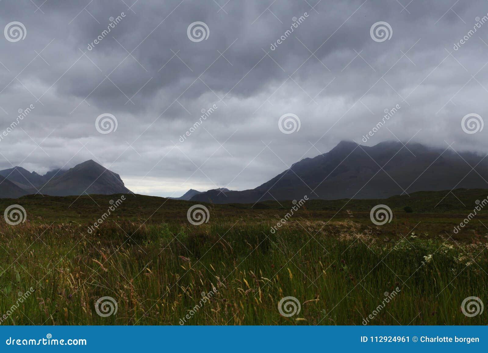 Île de Skye, Ecosse