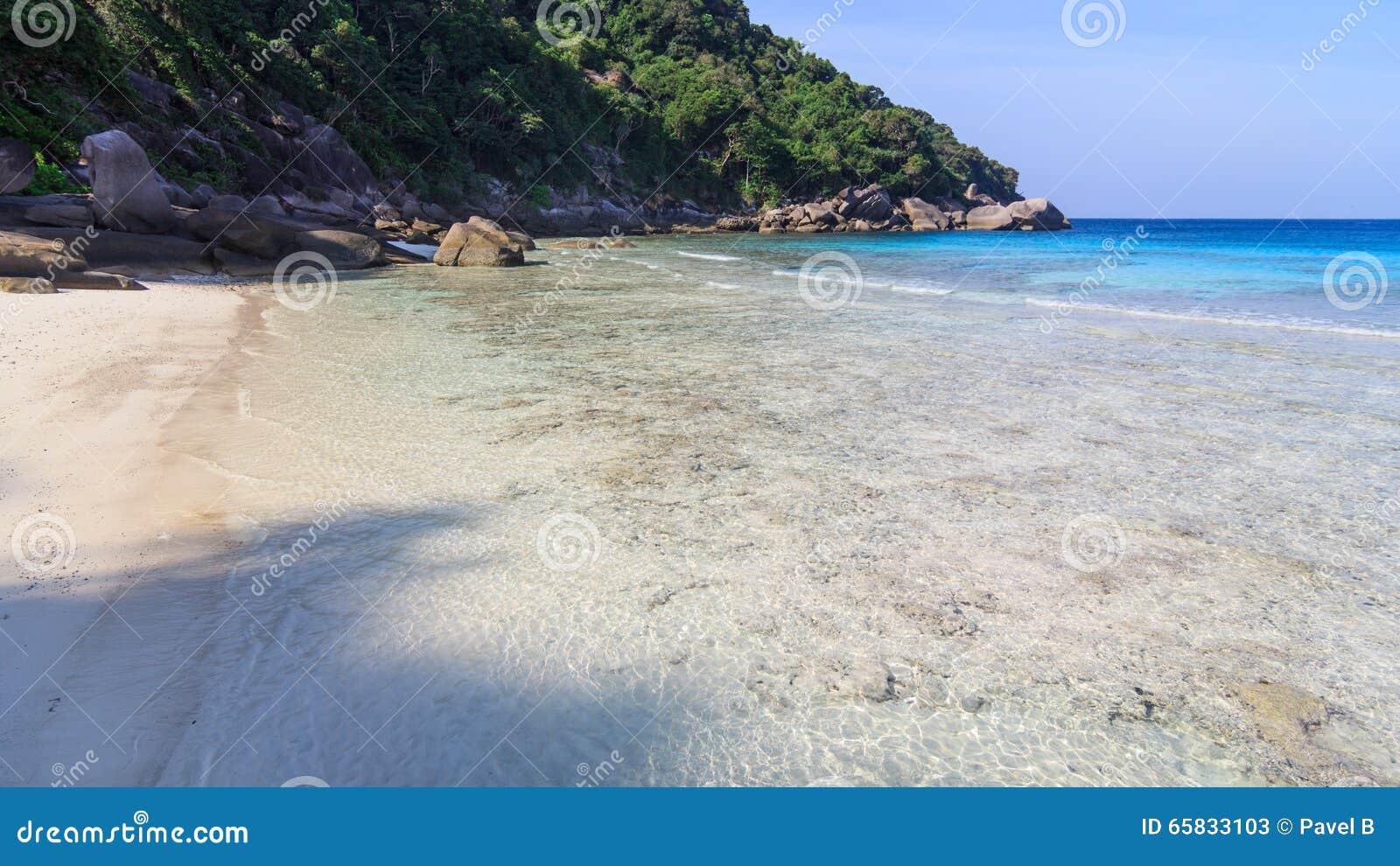 Île non habitée