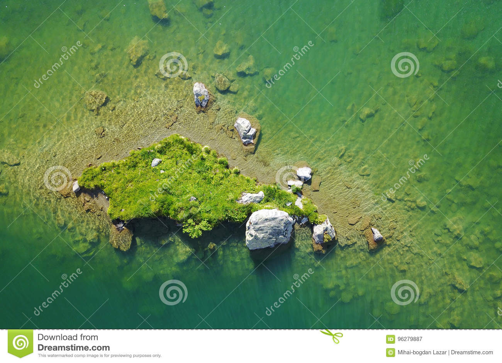 Île verte de ci-avant