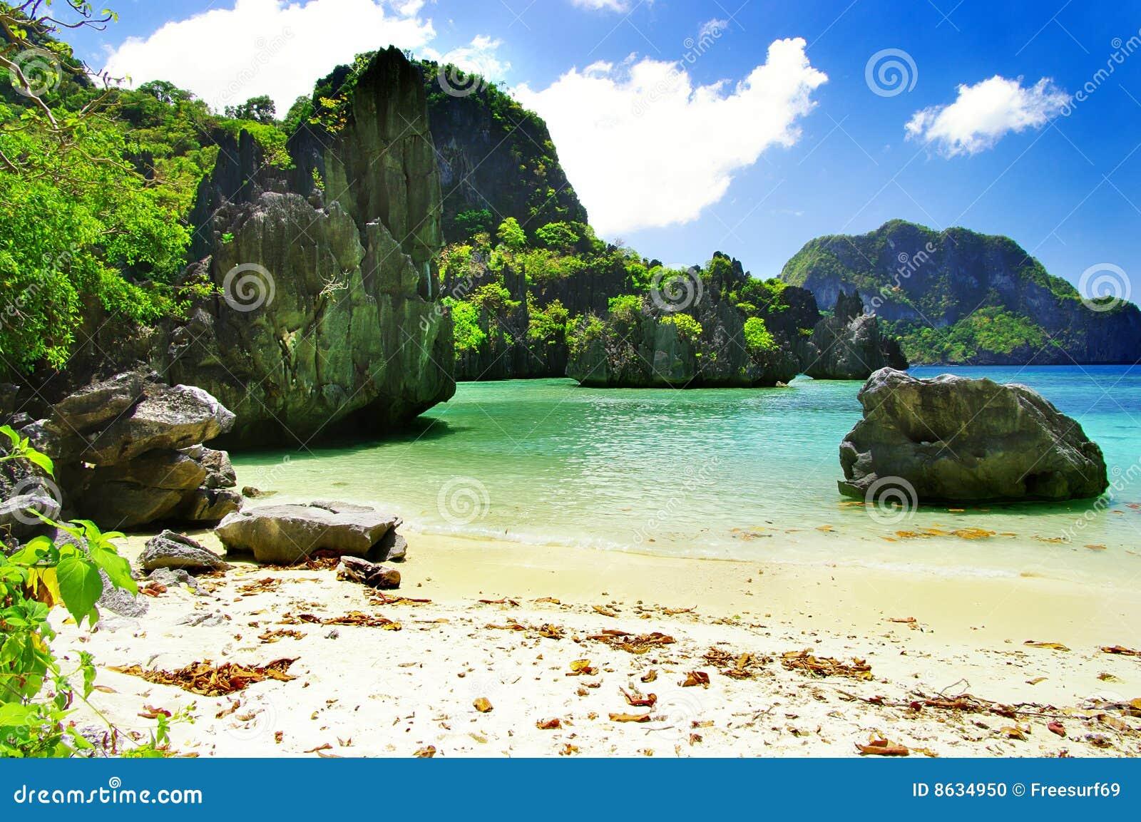 îles étonnantes Philippines