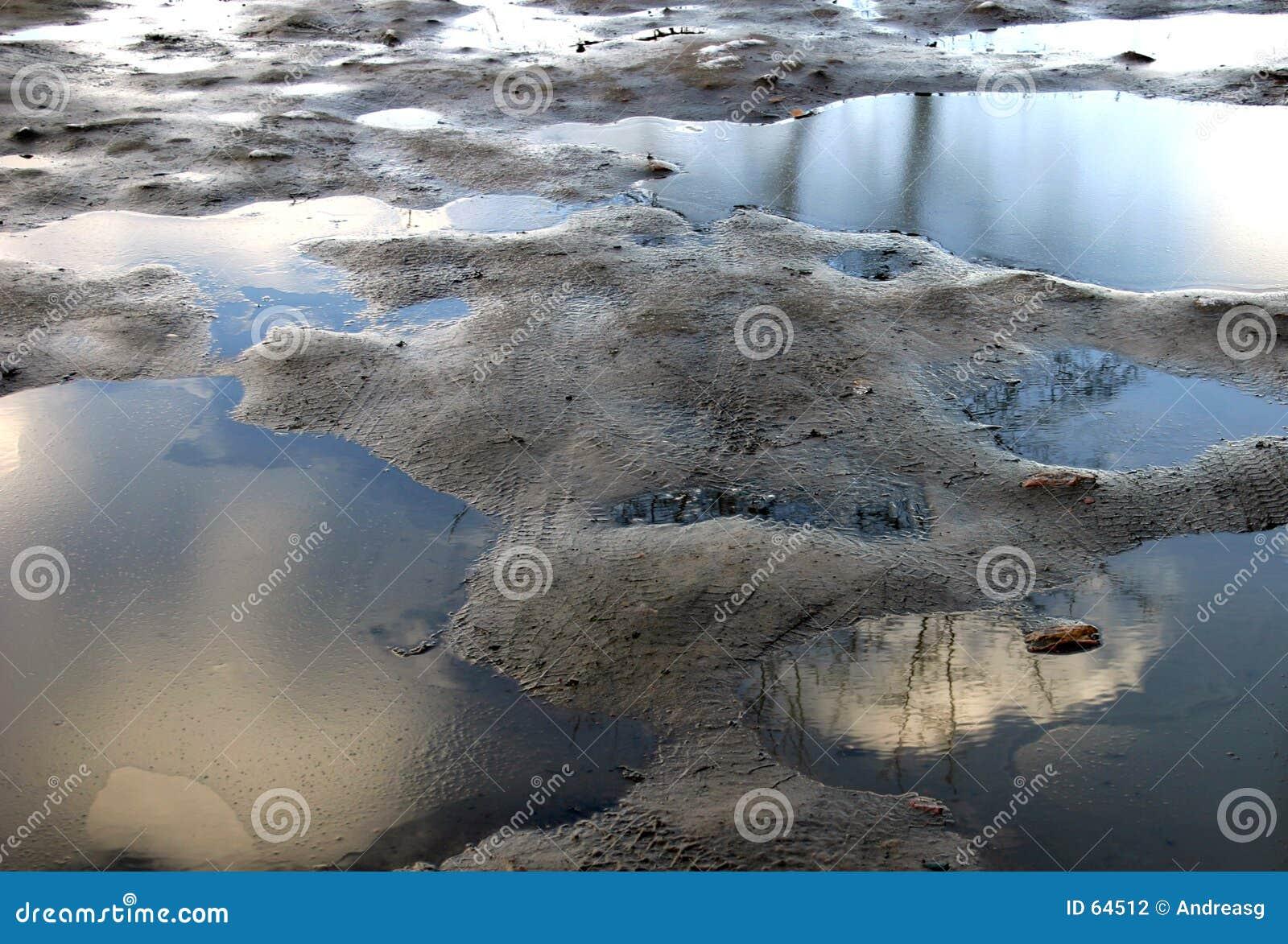 Îles de boue