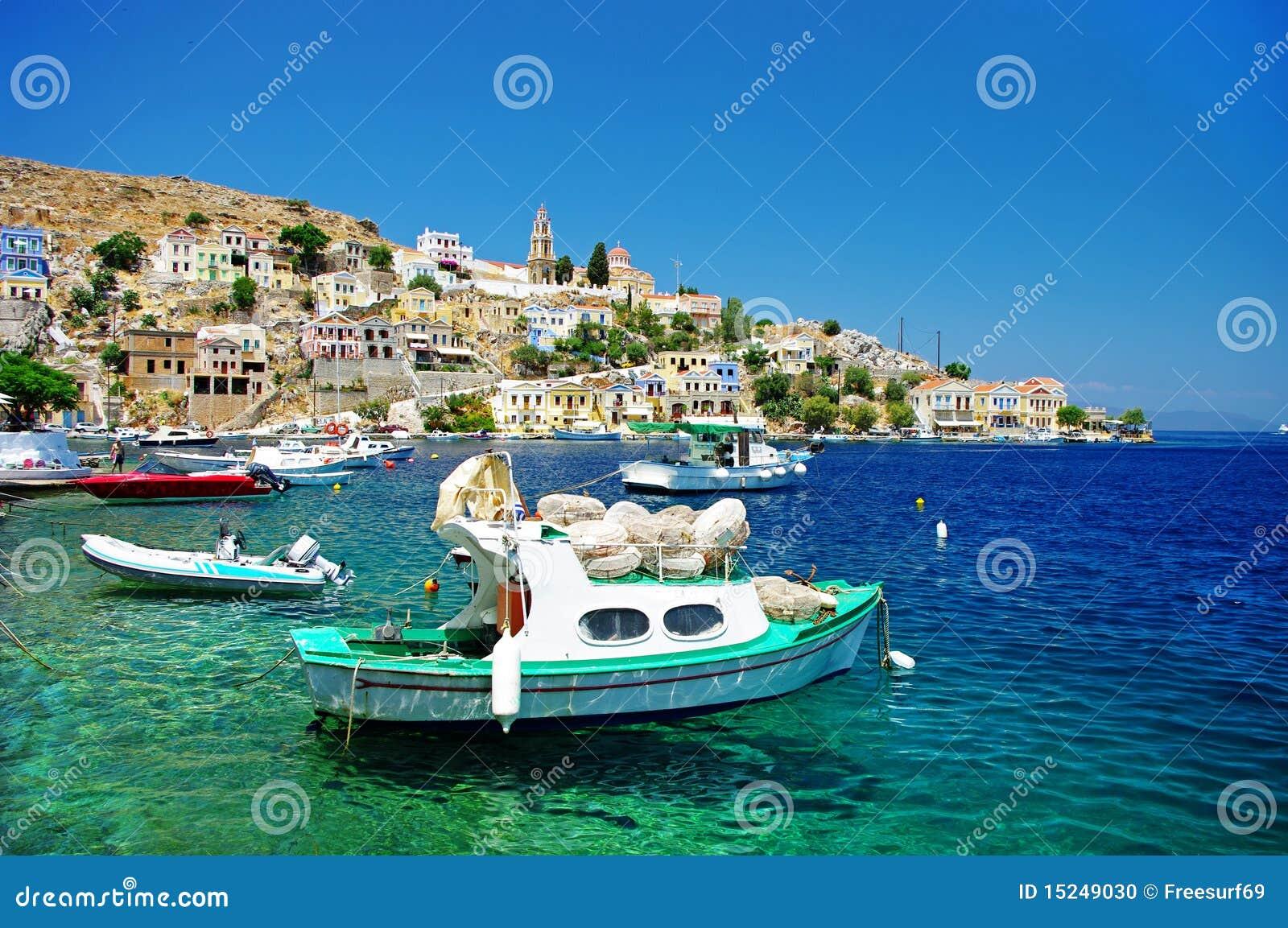 Îles de la Grèce