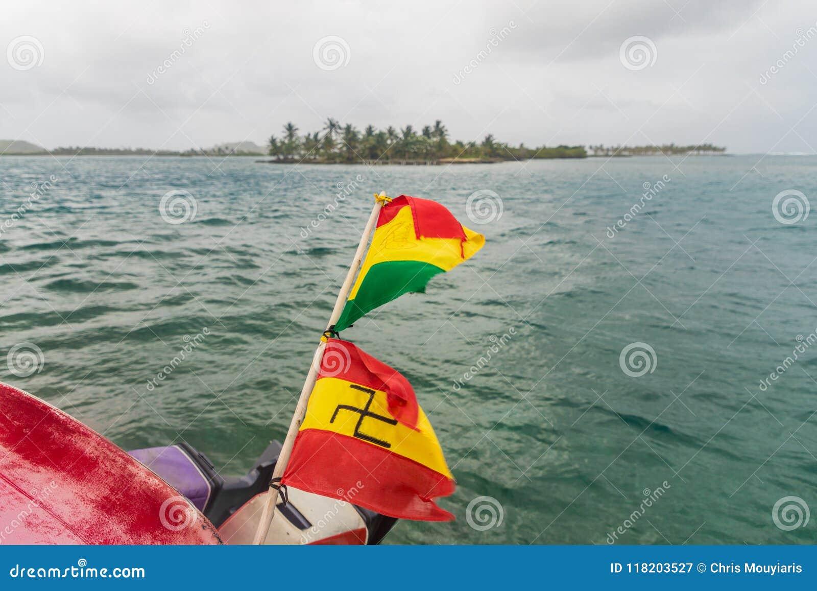 Îles de San Blas au Panama