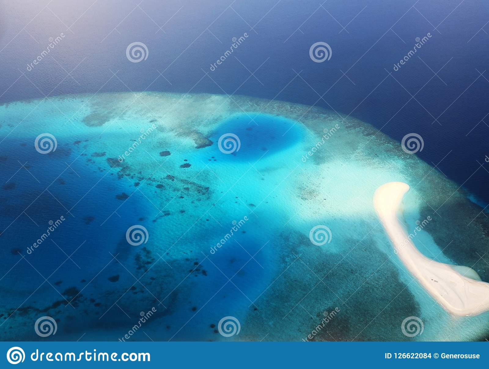 Îles intactes de l Océan Indien