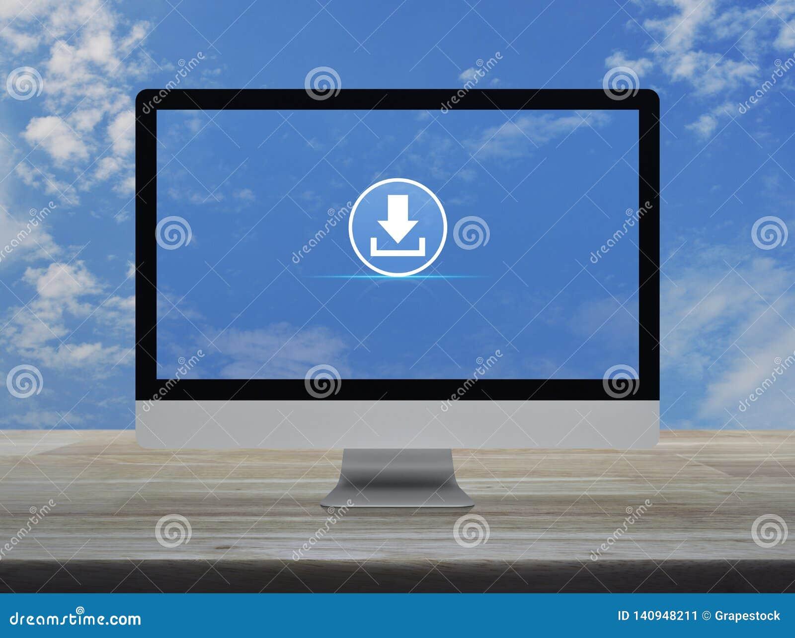 Σε απευθείας σύνδεση έννοια Διαδικτύου τεχνολογίας
