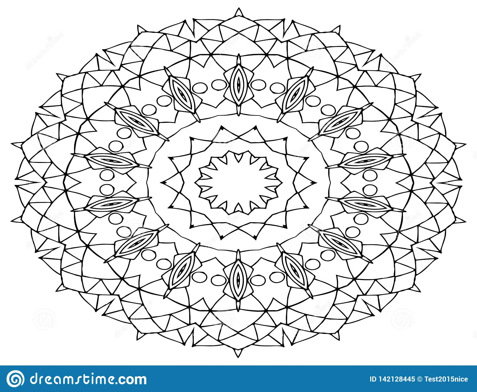 Τέχνη Mandala, διαμορφωμένα λουλούδια