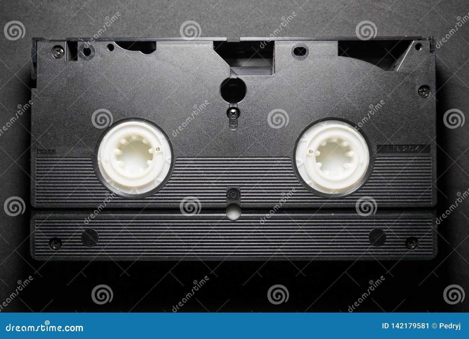 Τηλεοπτική κασέτα VHS TDK