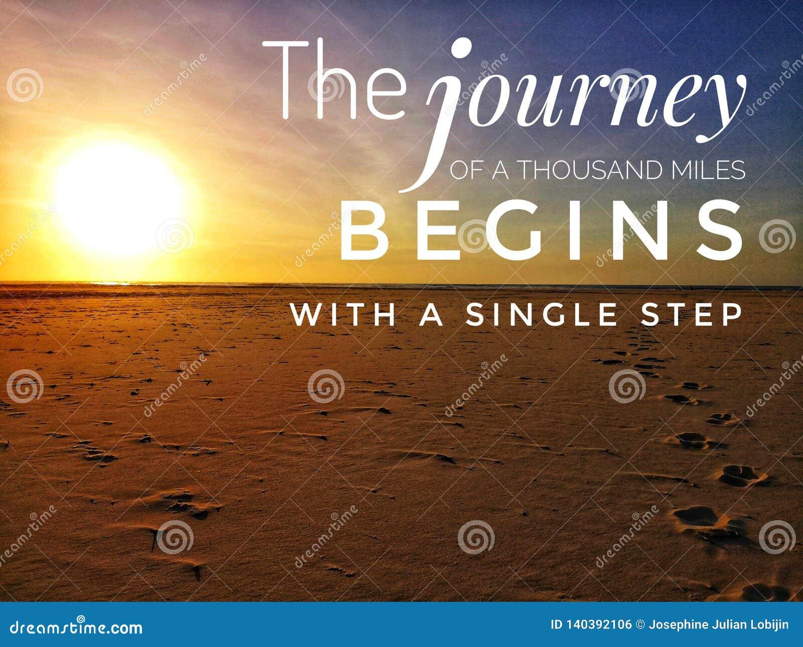 Το ταξίδι χιλίων μιλι ων αρχίζει με ένα σχέδιο ενιαίων βημάτων που ενθαρρύνουν και το βιώσιμο τρόπο ζωής