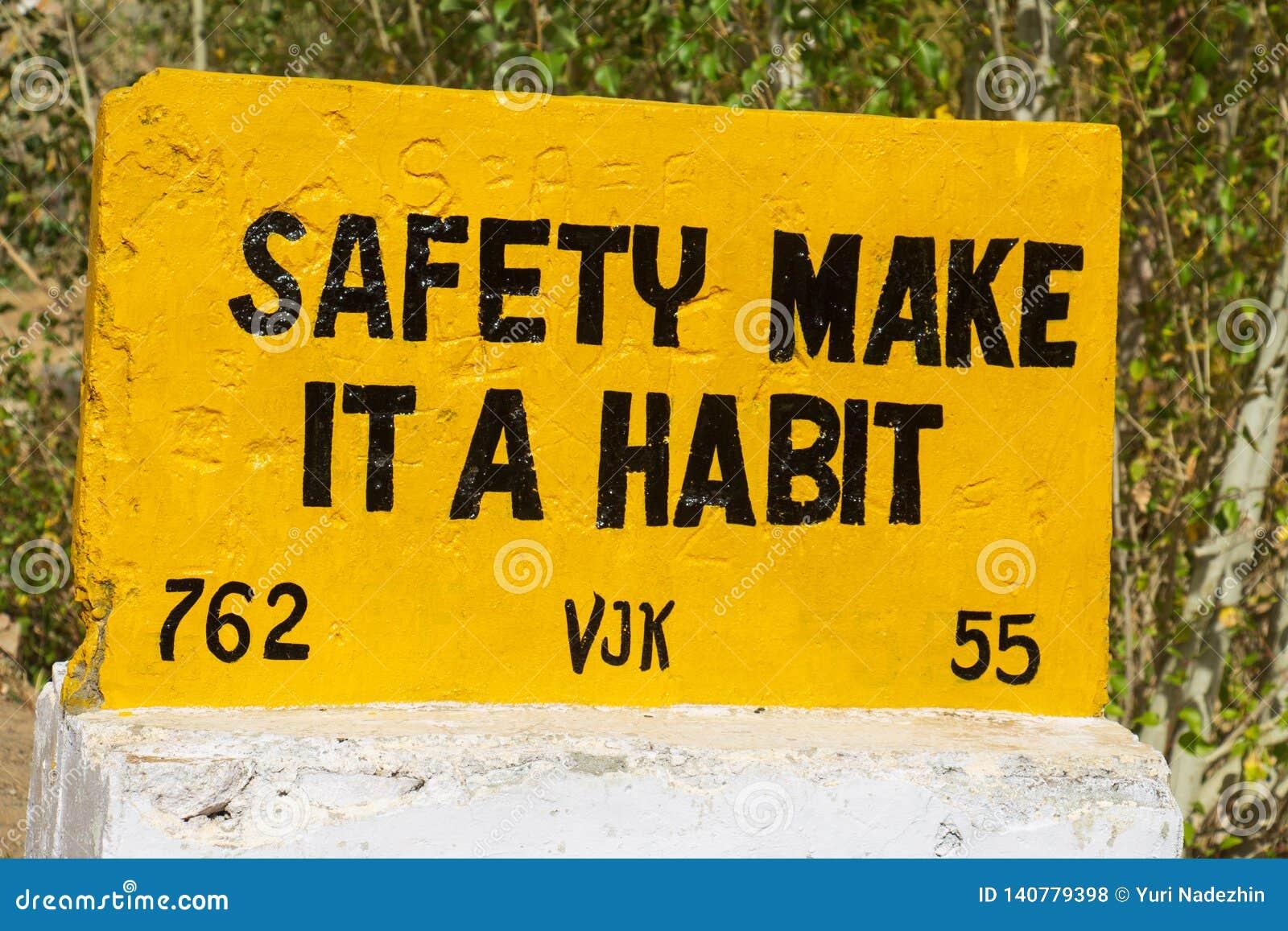 Το Safery το κάνει μια συνήθεια