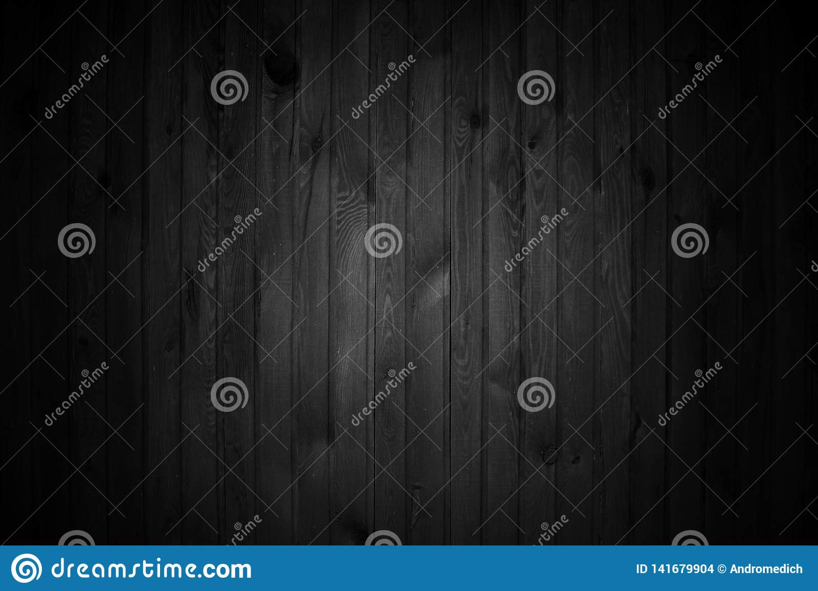 Τραχύ μαύρο ξύλινο υπόβαθρο