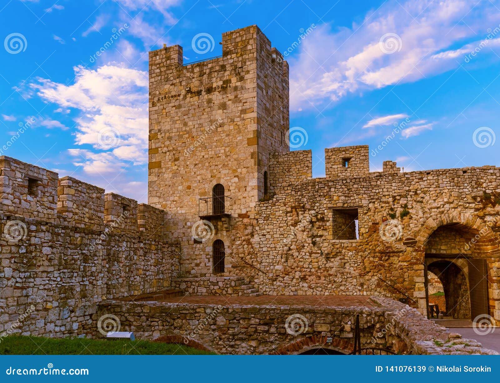 Φρούριο Kalemegdan Beograd - Σερβία