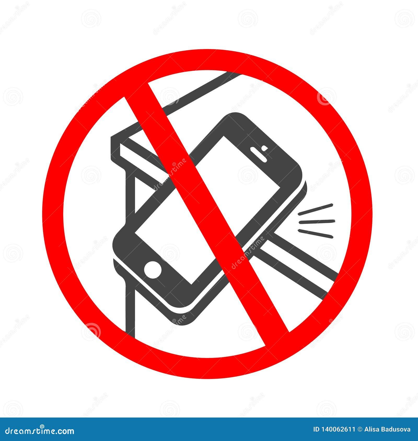 Χτυπώντας εικονίδιο smartphone Χτυπώντας ή δομένος επίπεδο εικονίδιο κινητών τηλεφώνων για τα apps ή τους ιστοχώρους