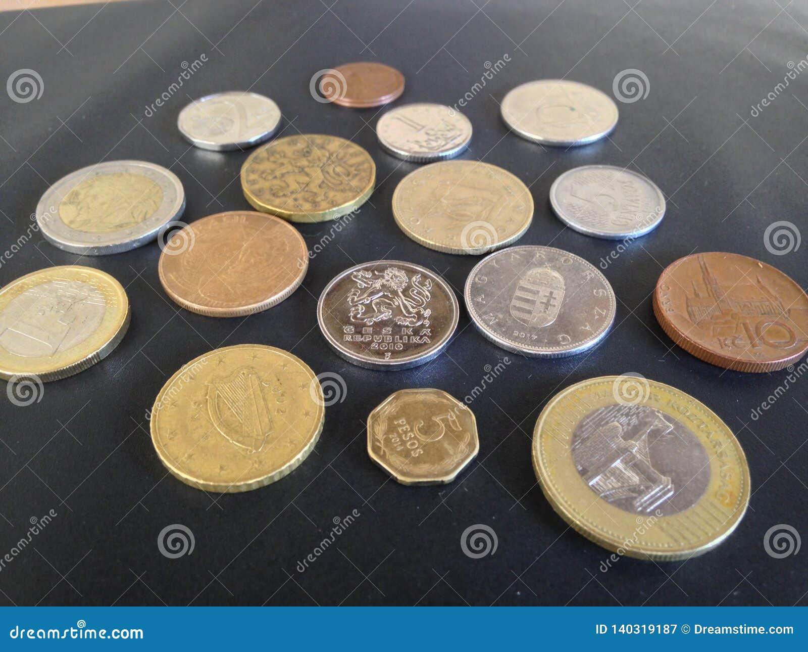 Παγκόσμια χρήματα 3