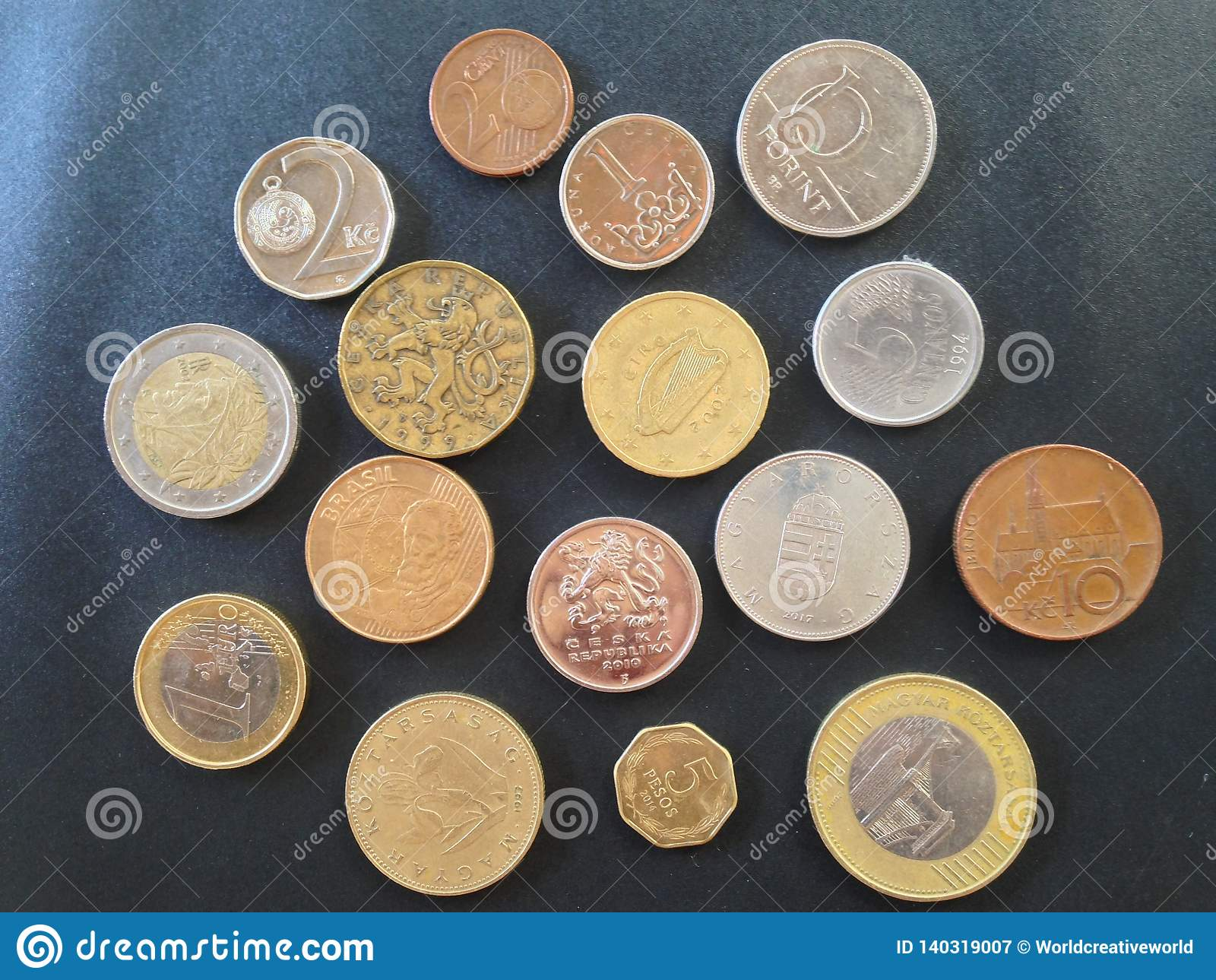 Παγκόσμια χρήματα 2