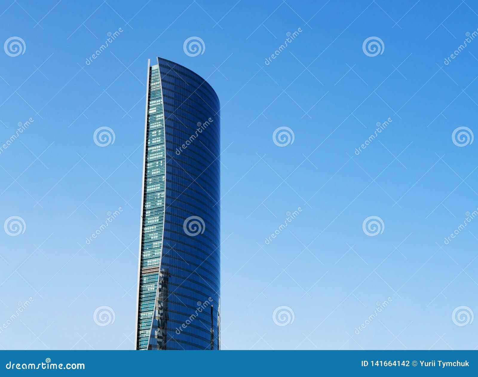 Πύργος ναυσιπλοΐας σε Doha, Κατάρ, copyspace